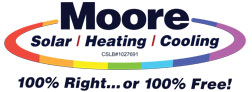 Moore Solar Heating & Cooling