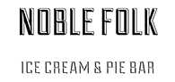 Noble Folk Ince Cream & Pie Bar